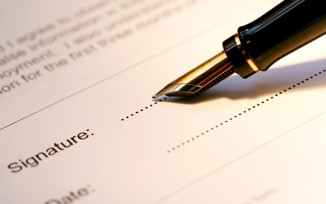 Les documents nécessaire à fourni pour faire votre testament par le notaire