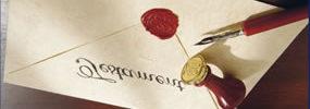 Les avantages d'un testament notarié