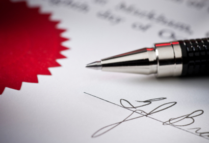The will – drafting your will by the notary