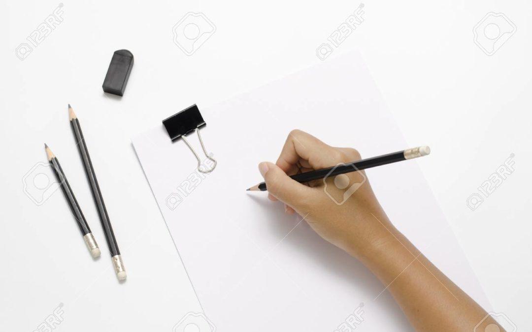Écrire un testament olographe – C'est la bonne pensée?